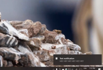Dismiss Windows 10 Notifications using a Keyboard shortcut instantly