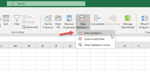 How to create a drop-down list in Excel and Google Sheets