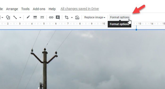 How to edit images in Google Slides