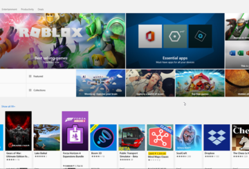 How to use Microsoft Store