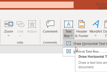 Add Rolling Credits in PowerPoint presentation