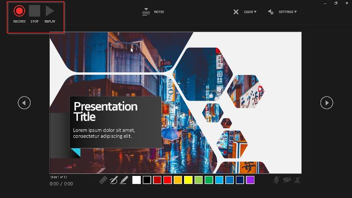 How to record narration in PowerPoint