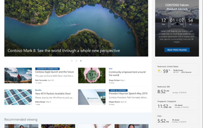 SharePoint Modern Page