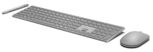 pair Microsoft Modern Keyboard with Fingerprint ID