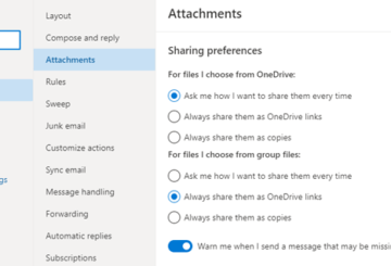 Cannot attach files to email in Outlook.com and desktop app
