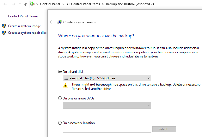 transfer files and applications from one Windows 10 PC to another PC