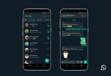 Enable Dark Mode on WhatsApp for Android & iPhone