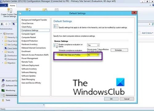 Folder Redirection Group Policy not applied in Windows 10 using SCCM