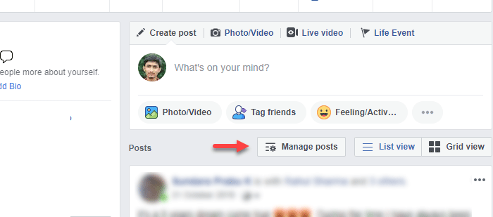 How to hide, delete posts and remove tags from Facebook in bulk