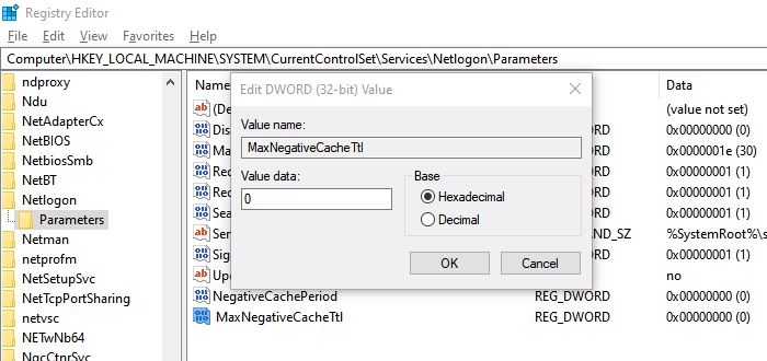 Windows Firewall profile does not always switch to Domain when you use a third-party VPN client