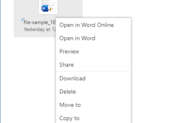 How to embed Office document on a web page