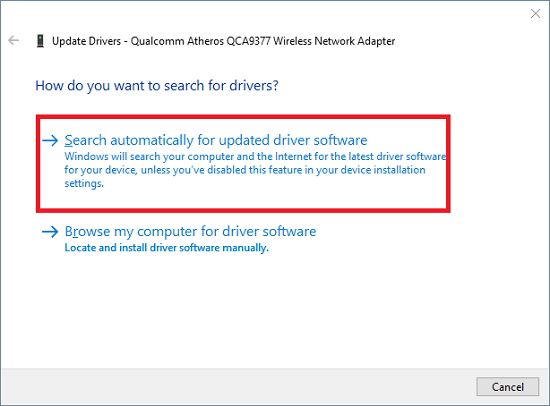 search_network_device_driver