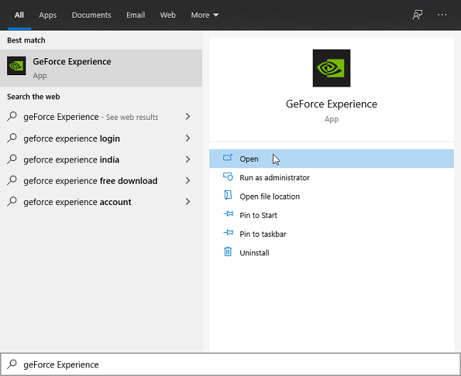 start_nvidia_geforce_experience