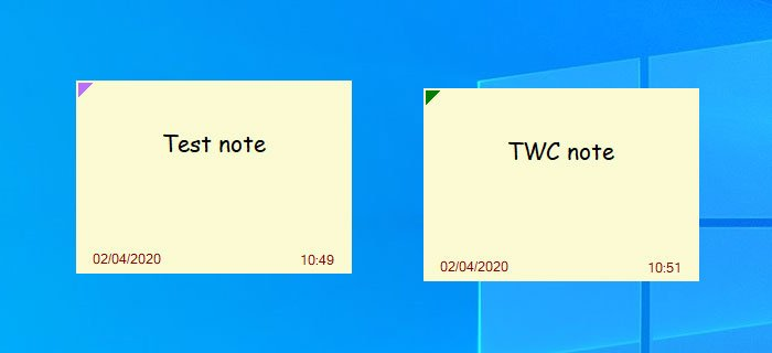 Alarm Stickies lets you create and schedule sticky notes