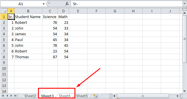 Copy Data to Another Sheet Automatically