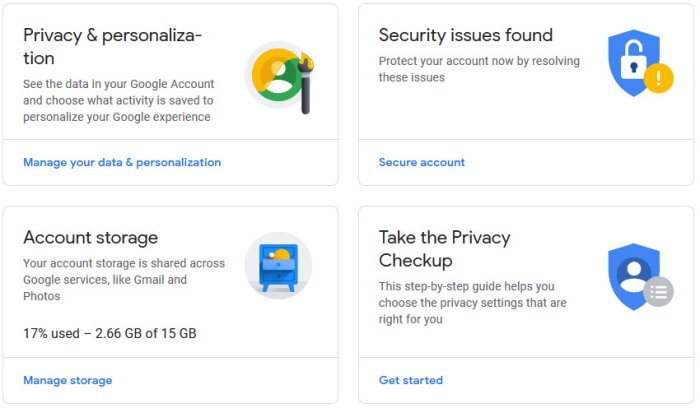 How to secure Google or Gmail account from hackers