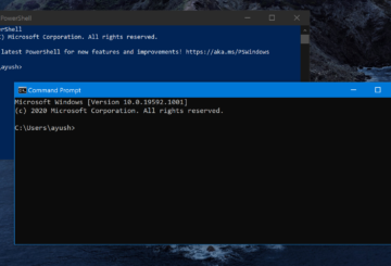 How to Reset PowerShell and Command Prompt to default settings