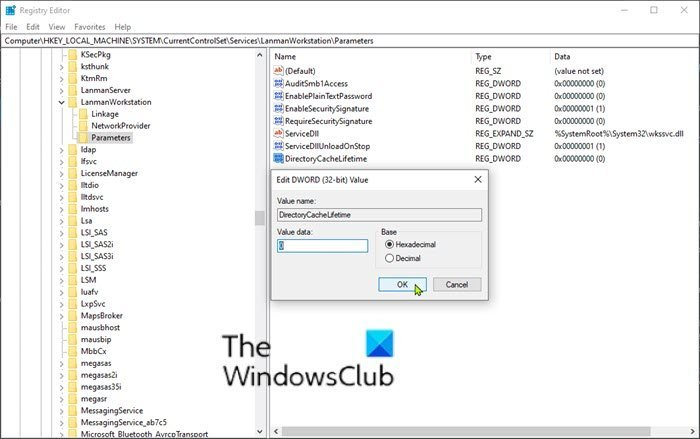 Slow access to Network drive from Windows 10
