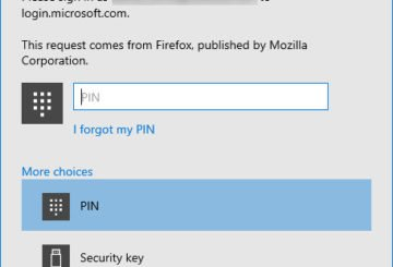Login to Outlook securely