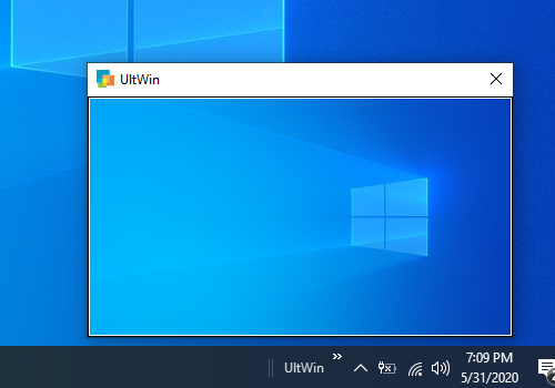 Switch between multiple tasks with UtlWin