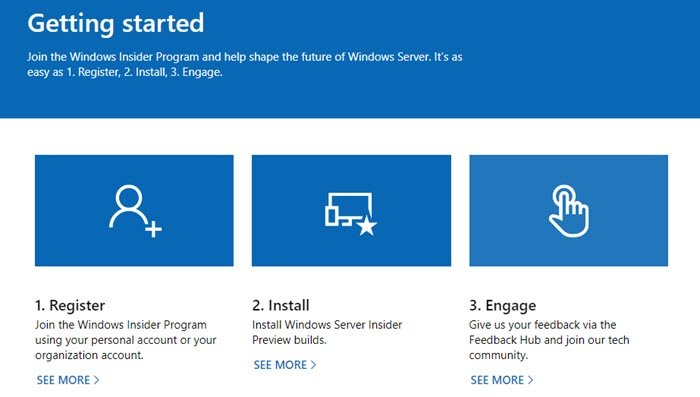 Windows Insider Programs for Business and Server