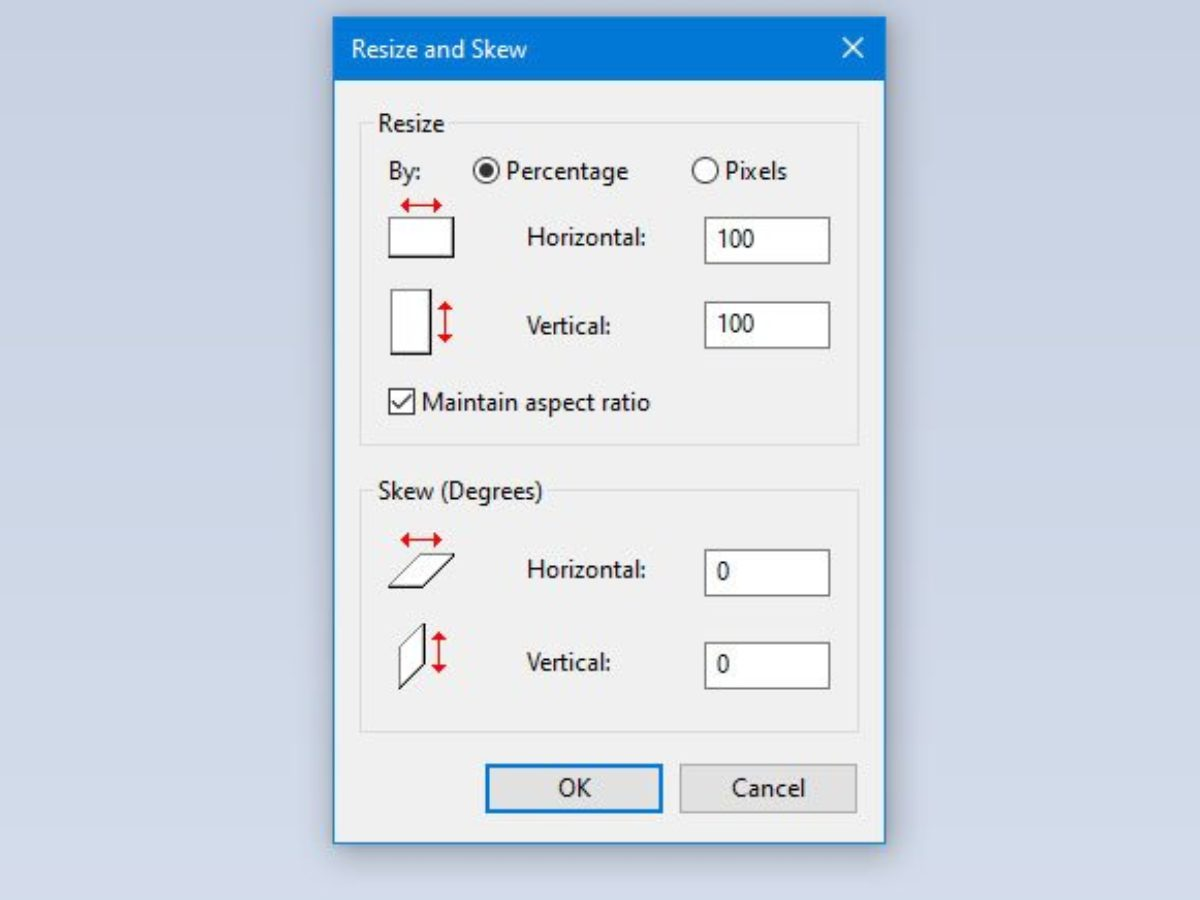 How To Change File Size And Resolution In Paint Paint 3d