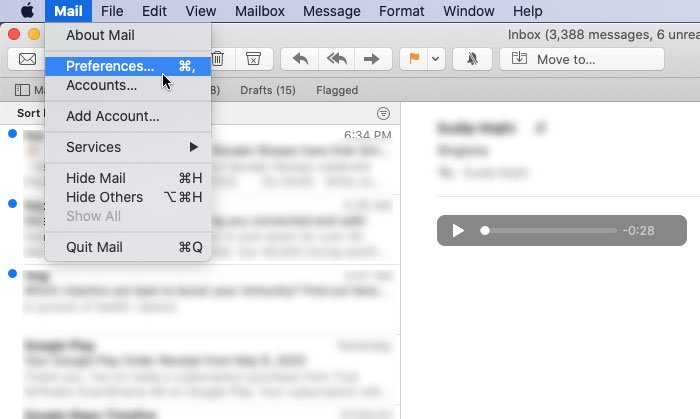 How to set Outlook as default email reader on Mac