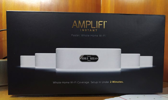 Review AmpliFi Instant Router