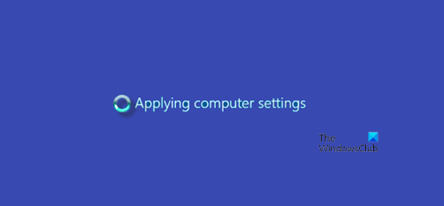 Applying Computer Settings