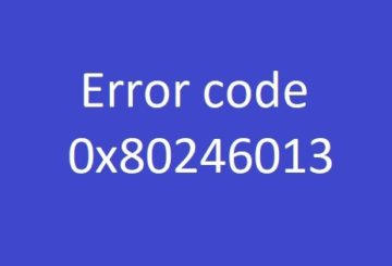 Error code 0x80246013_featured image