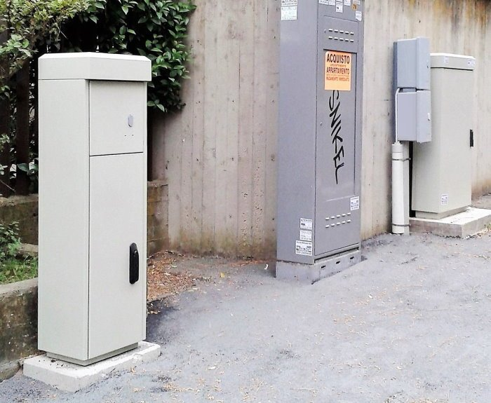 FTTC and FTTH