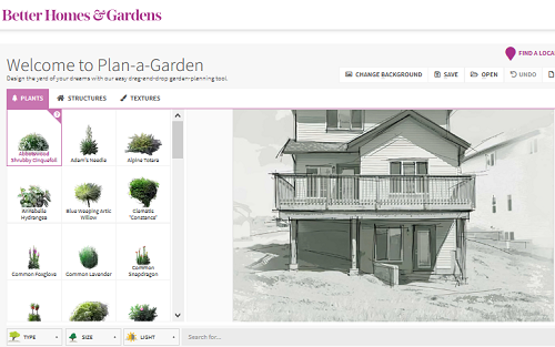 Plan-A-Garden by BHG
