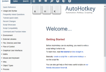 autohotkey-application