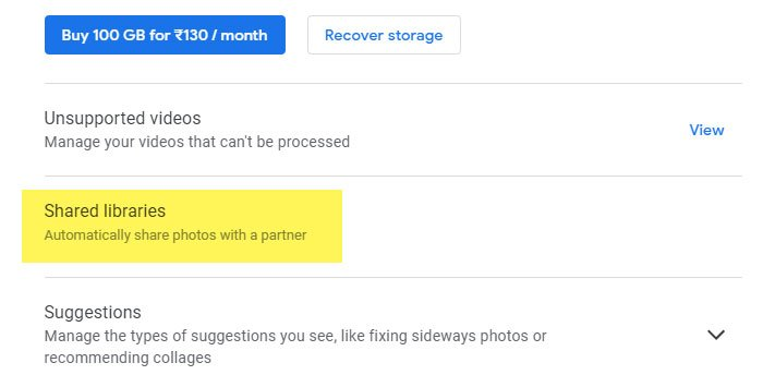 How to transfer photos from Google Photos to another account