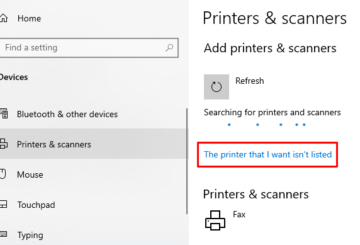 How to Install or Add a Local Printer in Windows 10