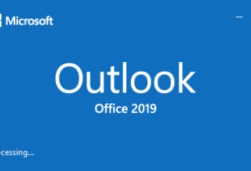 Outlook slow to open