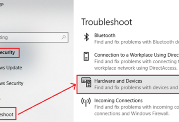 Windows Troubleshooters for Parity Storage Spaces Issue after updating to Windows 10
