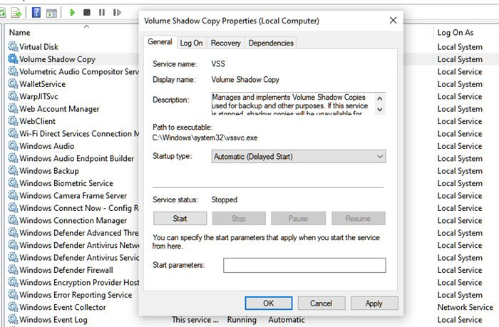 Can you backup Restore points or recover Corrupt Restore Points in Windows 10?