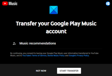 How to Transfer Your Google Play Music to YouTube Music