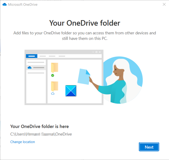 Download and install OneDrive for Windows 10