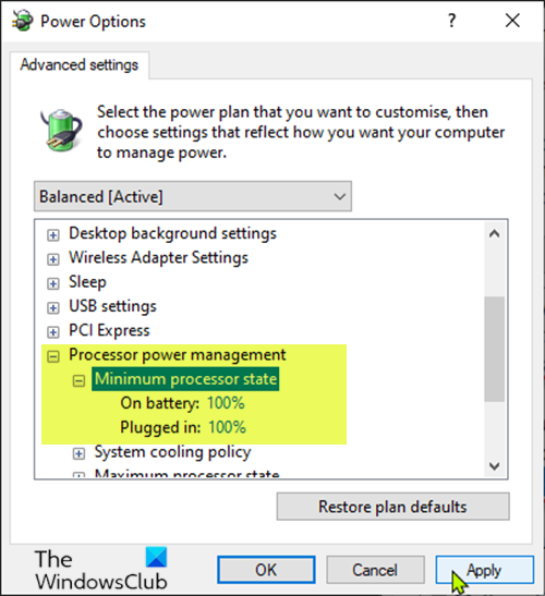Fix Audio crackling or popping sounds in Windows 10