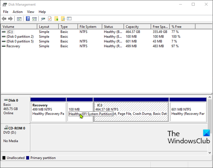 The system registry contains invalid file paths