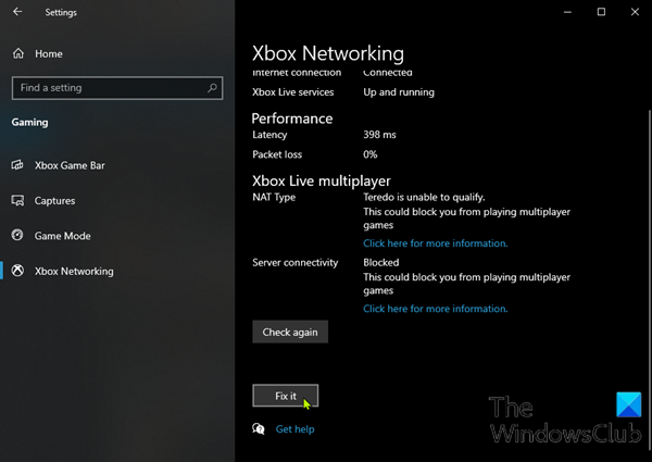 Xbox Networking-Open NAT