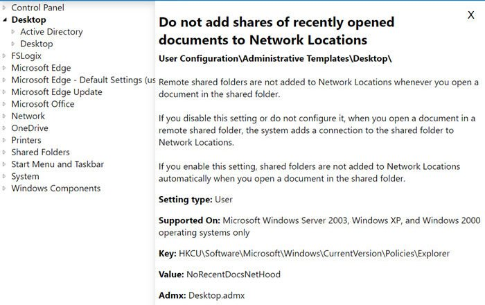 Find Registry Group Policy