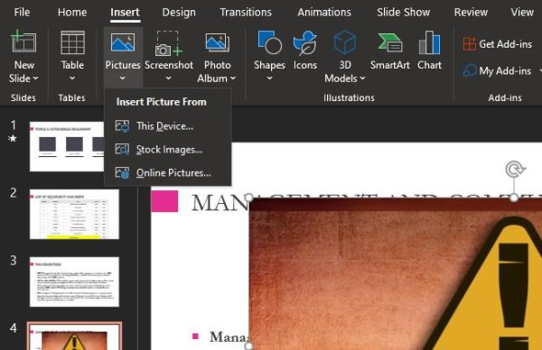 How to compress all Pictures in PowerPoint