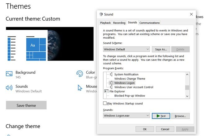 Make Windows 10 greet you with a custom Welcome Voice Message & Sound