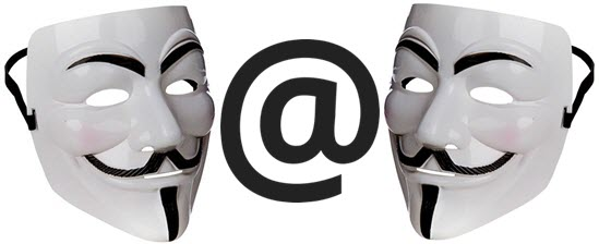Create an anonymous email ID