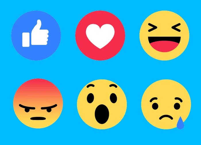 delete Facebook Likes and Reactions
