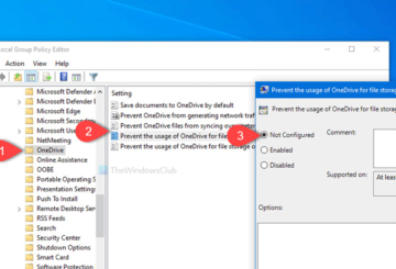 Fix OneDrive won't start in Windows 10