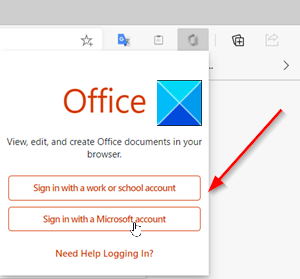 Sign In Microsoft Account
